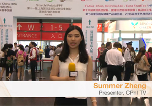 CPhI China 2016 Exhibitor Promo