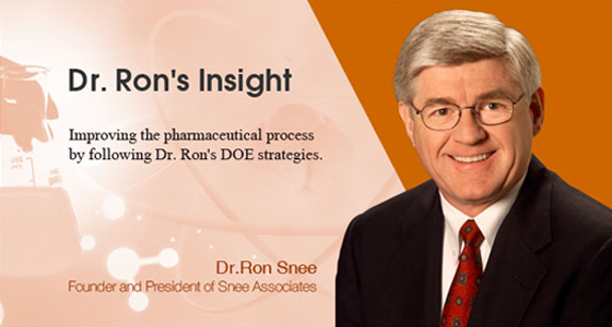 Dr.Ron's Insight: Robust Experimental Strategies for Improving Upstream Productivity (3)