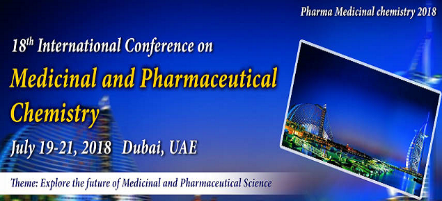 18th International Conference on Medicinal and Pharmaceutical Chemistry