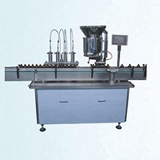Automatic penicillin bottle liquid filling machine