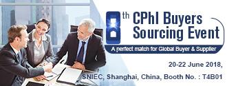 CPhI Buyers Sourcing Event