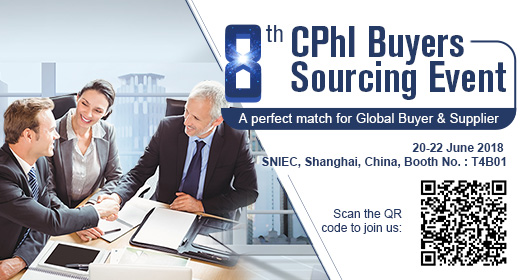 the 8th CPhI Buyers Sourcing Event
