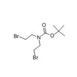 N-Boc-N,N-bis(2-bromoethyl)amine