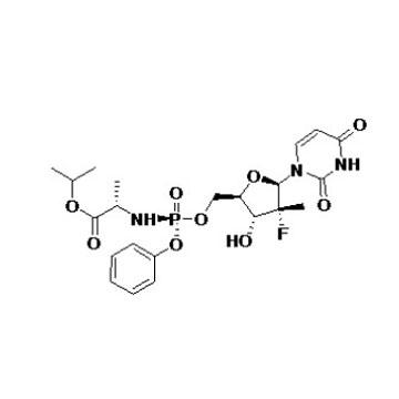 (S)-isopropyl-2-((S)-(((2R,3R,4R,5R)-5-(2,4-dioxo-3,4-dihydropyrimidin-1(2H)-yl)-4-fluoro-3-hydrox