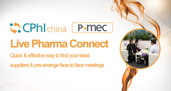 Guidance on the usage of CPhI pre-show Matchmaking system - Live Pharma Connect