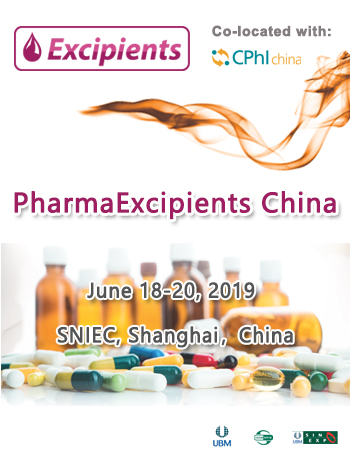 Pharma Excipients China