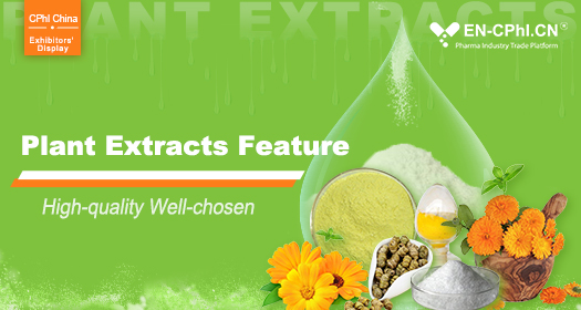 Plant Extracts Feature