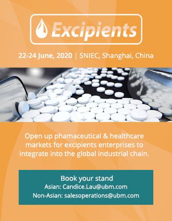 Pharma Excipients China