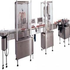 Automatic Liquid Product Line