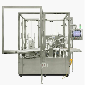 KSGF Series Cartridge Filling&Sealing Machine