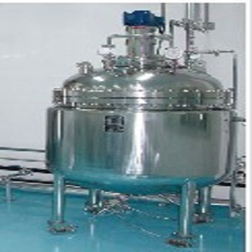 preparation system tank