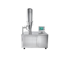 FLZB 1.5 Lab Type Multifunctional Fluid Bed