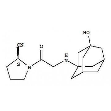 Vildagliptin  (CAS No. : 274901-16-5)