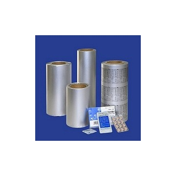 PTP blister aluminium foil for pharmaceutical