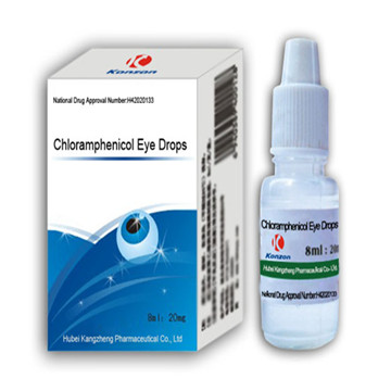 Chloramphenicol Eye Drops