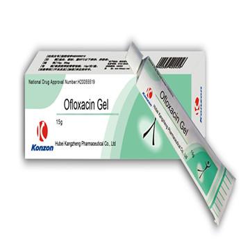 Ofloxacin Gel