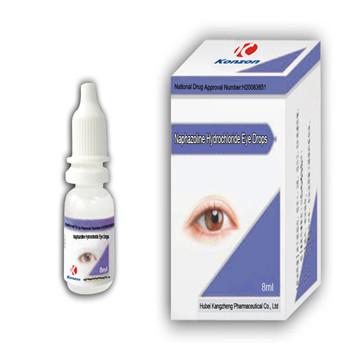 Naphazoline Hydrochloride eye drops