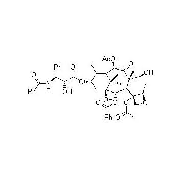 Paclitaxel(natural semi-synthetic)