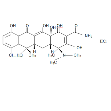 Chlortetracycline HCL EP/BP/USP