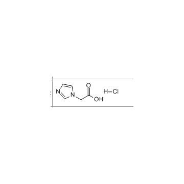 Imidazol-1-yl-Acetic acid Hydrochloride       CAS No.:87266-37-3