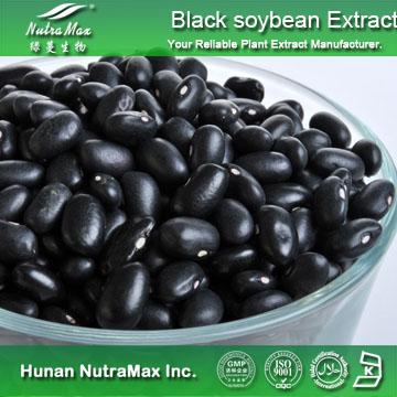 Nutramax Supplier - Black Soybean Extract,Isoflavones 20% 40%