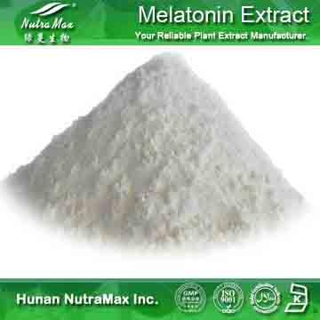 100% Natural Melatonin powder Extract