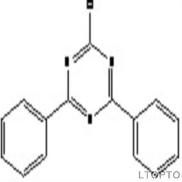 2-Chloro-4,6-diphenyl-[1,3,5]triazine2-氯-4,6-1,3,5-三嗪