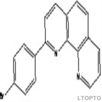 2-(4-BroMo-phenyl)-1,10-phenanthroline2-(4-溴苯基)-1,10-菲罗啉