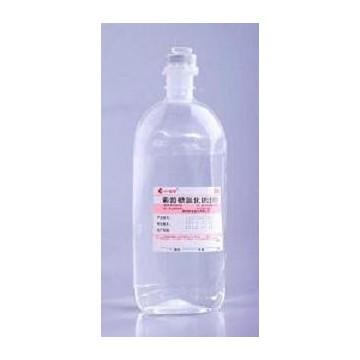 glucose and sodium chloride injection