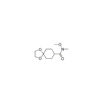 N-Methoxy-N-methyl-1,4-dioxaspiro<4.5>decane-8-carboxamide