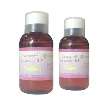 Salbutamol Oral Solution