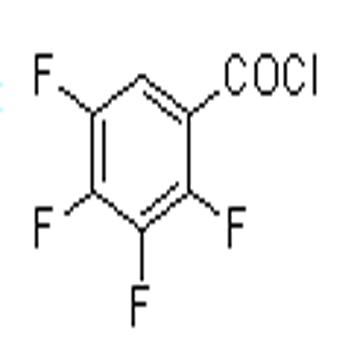 2,3,4,5-Tetrafluorboenzoyl Chloride