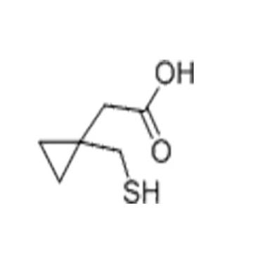 2-[1-(Mercaptomethyl)cyclopropyl]acetic acid