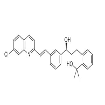 2-(2-(3-(2-(7-Chloro-2-quinolinyl)-ethenylphenyl)-3-hydroxypropyl)phenyl)-2-propanol