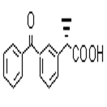 (S)- ketoprofen