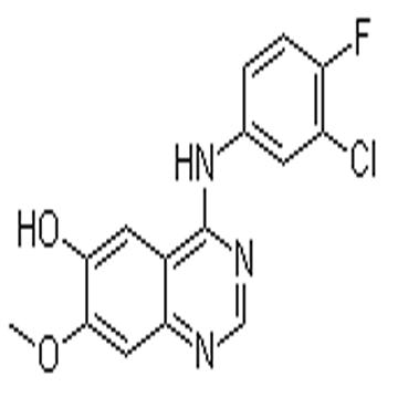 4-(3-chloro-4-fluorophenylamino)-7-methoxyquinazolin-6-ol