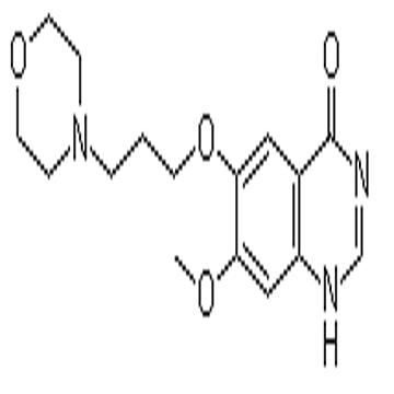 7-Methoxy-6-(3-morpholin-4-yl-propoxy)-3H-quinazolin-4-one