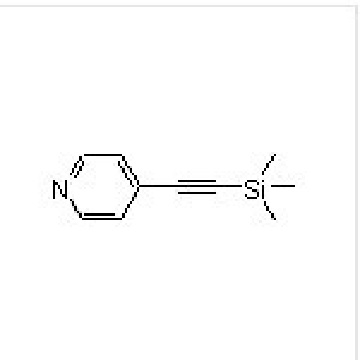 4-[(Trimethylsilyl)ethynyl]pyridine