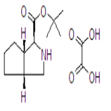 (1S,3aR,6aS)-Octahydrocyclopenta[c]pyrrole-1-carboxylic acid tert-butyl ester oxalate