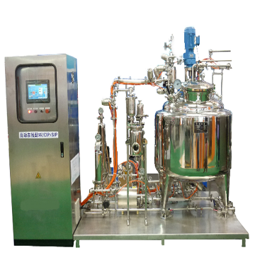 PZG infusion mixing tank