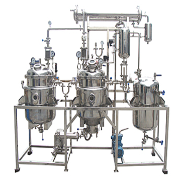 TD Series (Automatic-control)Miniature Extracting & Concentrating Unit