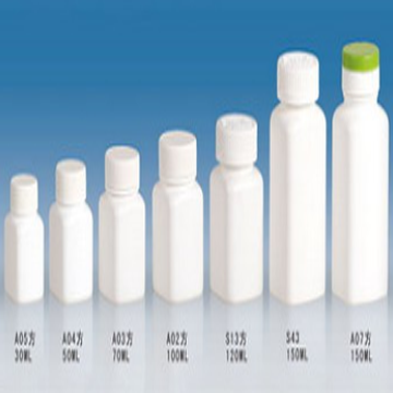 A Series HDPE solid bottle