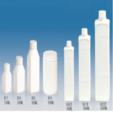B Series HDPE solid bottle