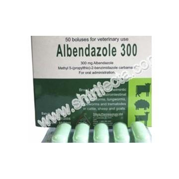 Albendazole Oral Suspension