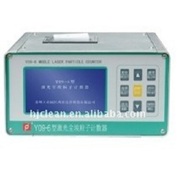 Y09-6LCD airborn particle counter