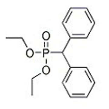 Diethyl benzhydryl phosphonate