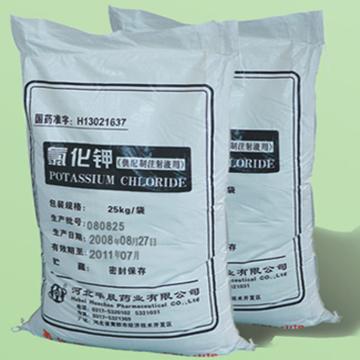Potassium Chloride injectable grade