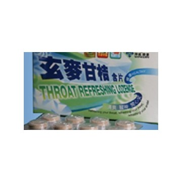 Throat Refreshing lozenge