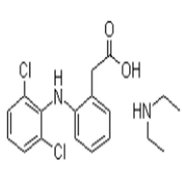 Diclofenac diethylamine