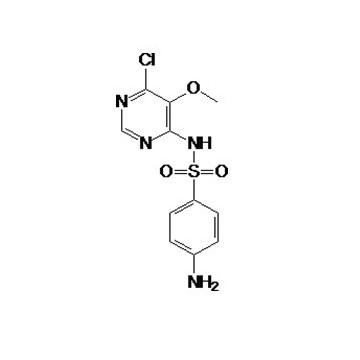 4-Amino-N-(6-Chloro-5-Methoxy-4-Pyrimidinyl) Benzenesulfonamide